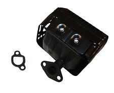 Exhaust Silencer Muffler With Gasket Fits HONDA GX120 GX140 GX160 GX200