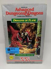 AD&D Dragons of Flame PC Game