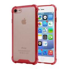 Étuis, housses et coques rouge iPhone X en silicone, caoutchouc, gel pour téléphone mobile et assistant personnel (PDA)