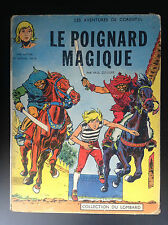 le poignard magique EO 1963 Corentin Cuvelier MAUVAIS ETAT