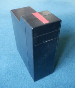 Photographic Slide Storage System with slide carriers for total of 500 slides