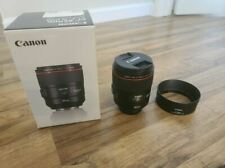 Canon EF 85mm f/1.4L IS Image Stabilization USM Telephoto Lens 2271C002