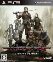 Used PS3 Wizardry SONY PLAYSTATION 3 JAPAN JAPANESE IMPORT