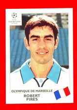 CHAMPIONS LEAGUE Panini 1999-2000 - Figurina-Sticker n. 148 - PIRES - MARSEILLE