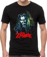 ROB ZOMBIE T-Shirt Hell Billy Head New Authentic Officially Licensed S-2XL