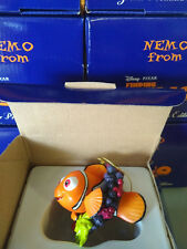 DISNEY GROLIER CHRISTMAS - FINDING NEMO - NEMO RARE BOXED ORNAMENT NEW