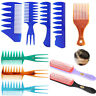 NEW Large Tooth Detangle Comb Wide Teeth Pick Hair Comb Hair Styling Comb Sets