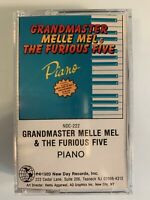 Grandmaster Melle Mel & Furious Five Piano (Cassette)