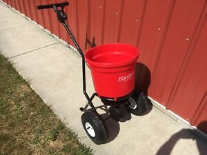 Earthway 2100P Estate Broadcast 50 Pound Capacity Seed and Fertilizer Spreader