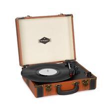 (Ricondizionato) Giradischi Vintage Bluetooth Valigetta Lettore LP Stereo 33 45