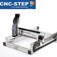 CNC Fräsmaschine Fräse Portalfräse Graviermaschine 720x420mm+ Software und Kress