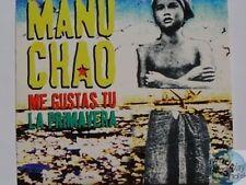 MANU CHAO ME GUSTAS TU CD SINGLE 2T mano negra