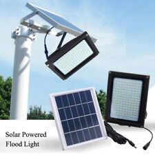 150 LED Solar Powered Motion Sensor Flood Light Outdoor Garden Security Lamp