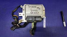 2005 Hyundai Tucson ECU Engine Control Module 39103-27265 Key Set