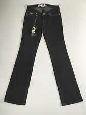 NWT Enyce Women's Jeans Color Black Size 7