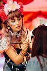 Glasto Party Glitter Nail Face Eye Shadow Tattoo Festival Body Dance Unicorn