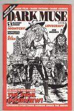 Dark Muse #1 September 1995 VG/FN Tim Virgil interview