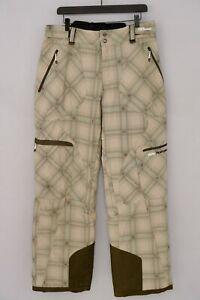 Men Peak Performance Trousers Skiing Snowboarding Waterproof XL W38 L34 XIK364