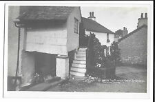 Old Pillared House Hawkshead RP PPC, Unposted, Abraham no 322 Cottage Scene