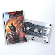 SODOM Agent Orange Cassette Tape 1989 Thrash Metal Rare