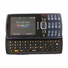 New Kyocera Verve S3150 Sprint Blue/Grey/Black Sliding QWERTY Keyboard Clean ESN