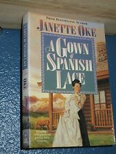 A Gown of Spanish Lace by Janette Oke FREE SHIPPING 155661683X