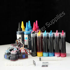 Non-OEM CISS CIS & extra set Ink HP02 for HP C7280 C7283 D7145 D7145 D7155 D7160