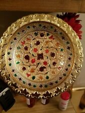 Decorative Brass Fruit bowl Al Jaber-112013 It looks awesome a nice collectible