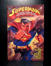 COMICS: DC: Superman: Adventures of the Man of Steel tradepaperback (1996)