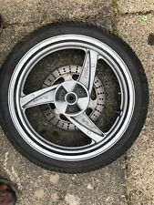 kawasaki er5 Er500 Front Wheel 2000