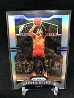 Donovan Mitchell #164 2019-20 Panini Prizm Silver Prizm Utah Jazz J34