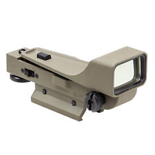 NcStar TAN Color Aluminum Red Dot Scope Sight For Project Salvo Tiberius Markers