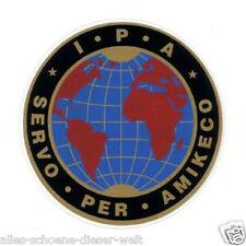 IPA INTERNATIONAL POLICE ASSOCIATION IPA DREI Polizei Aufkleber für dein Kfz