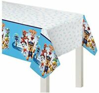 Paw Patrol Table Cover Birthday Party Supplies Decorations