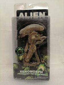 Alien Series 7 Xenomorph (Translucent Prototype Suit) A/F by NECA