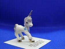 Hagen Renaker Unicorn Baby Figurine Miniature New 956 Made in Usa