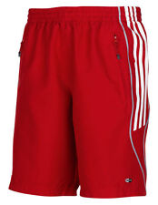adidas T8 kurze Herren-Hose rot Short Sporthose Gr.S - 556740