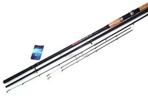 3,00 3,30 3,60 3,90 Feederrute Feeder Angelrute Steckrute Carbon BIG BULL 40-180