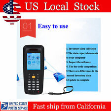 Portable USB Data Collector Mobile Terminal Data Wireless Barcode Scanner