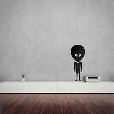 Alien Eyes Vinyl Wall Art Decal for Home Decor / Interior Design / Bedroom / ...