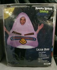 Angry Birds Space Lazer Bird Adult Costume - One Size Fits Most by Spirit