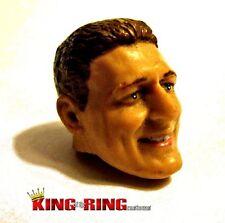WWE WILLIAM REGAL Wrestling Figure HEAD Mattel Jakks Custom Fodder