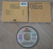 Deep Purple 24 carat purple - EMI Fame
