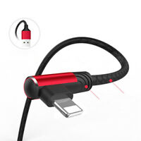 Type C 90 Degree Right Angle USB C 3.1 Fast Data Sync Charging Charger Cable Scu
