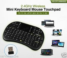 2.4GHz Wireless Mini Keyboard Mouse Touchpad Wireless 2.4GHz Keyboard
