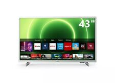 "Televisore Smart TV Philips 43"" 43PFS6855/12 LED FULL HD USB HDMI SILVER DVB-T2"