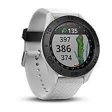 Garmin Approach S60 GPS Golf Uhr, weiß - NEU direkt aus dem Pro-Shop !