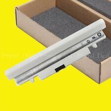Laptop Battery For SAMSUNG N143 N145 N148 N150 N250 N260 AA-PB2VC6B White