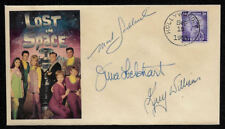 Lost in Space Featured on Collector's Envelope Autograph Reprints *OP1307