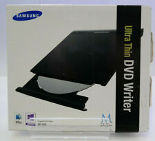 Samsung Ultra Thin DVD Writer for PC and Apple Mac (incl. Software)